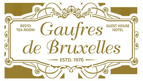 Belgium waffle - Aux Gaufres de Bruxelles