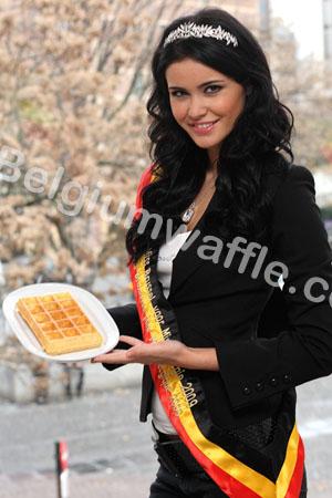 Zeynep Sever: Miss Belgium 2009