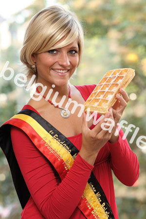 For Miss Belgium 2009