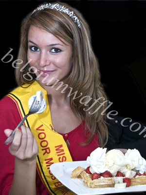 For Miss Belgium 2011