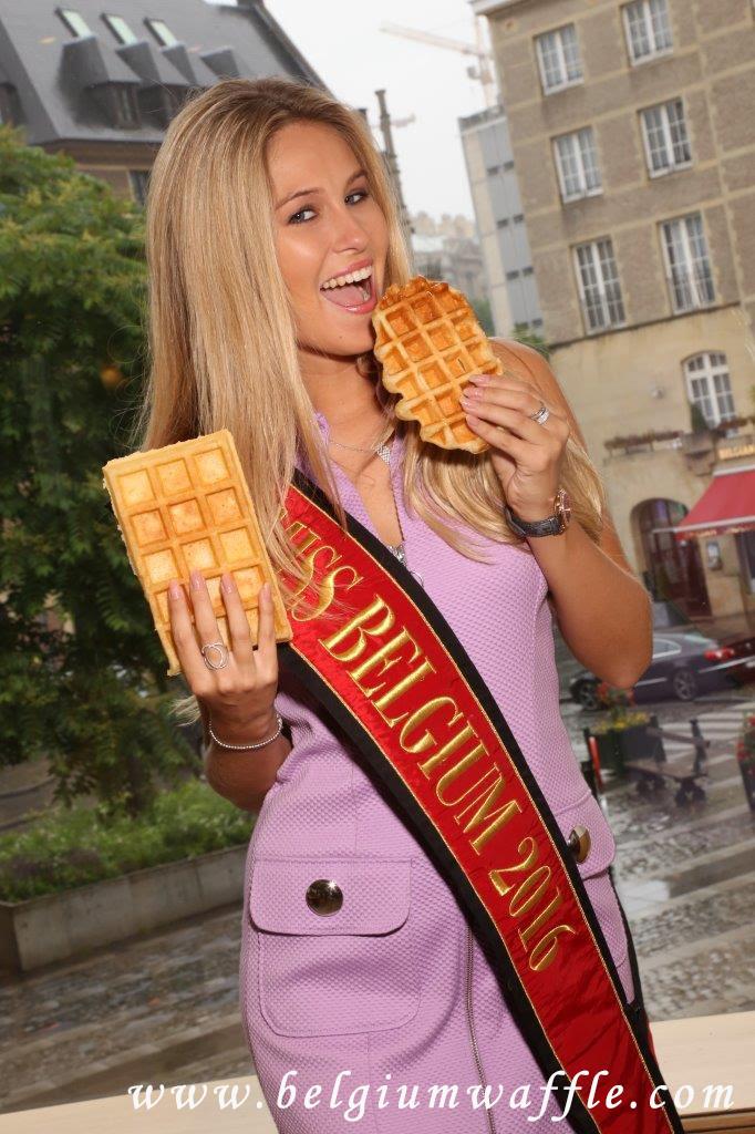 Lenty Frans: Miss Belgium 2016