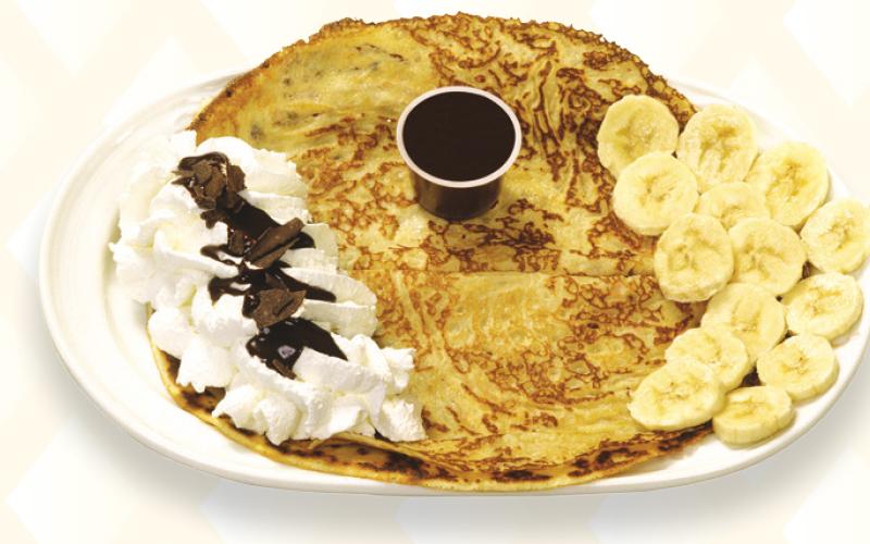 Pannenkoek - Banaan